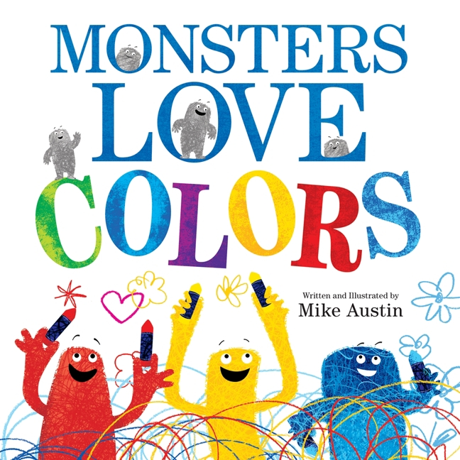 stop motion monster mashing - Preschool Books About Colors